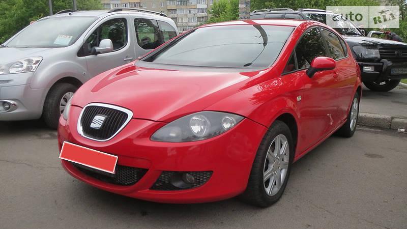 SEAT Leon 2007 року