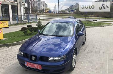 Хэтчбек SEAT Leon 2003 в Львове