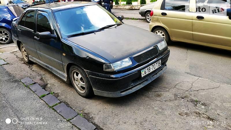 Seat Toledo 1993 года в Ужгороде