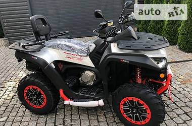 Квадроцикл  утилитарный Segway Snarler AT6 S 2021 в Черкассах