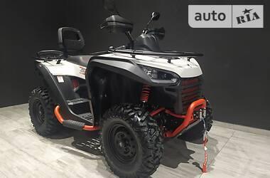 Квадроцикл спортивний Segway Snarler AT6 2021 в Львові