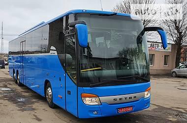 Setra 419 GT-HD 2011 в Ровно