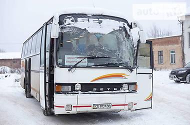 Setra S215HD 1997 в Черновцах