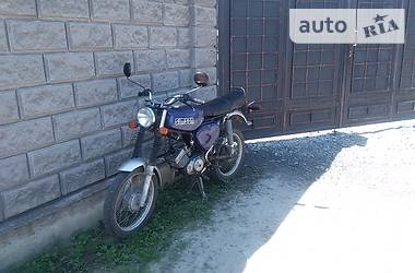 Simson S51 1994 в Демидовке