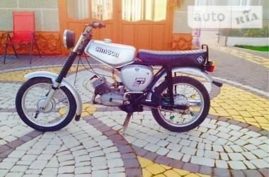 Simson S51 1981 в Черновцах