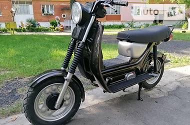 Simson SR 1998 в Ровно