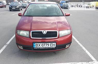 Skoda Fabia 2003 в Хмельницком