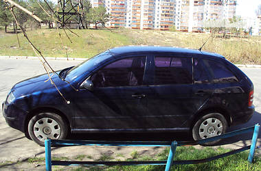 Skoda Fabia 2004 в Новой Каховке