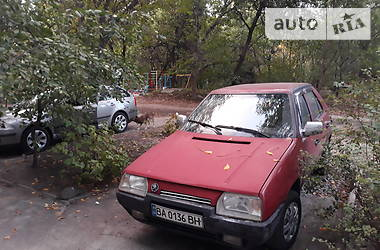 Skoda Favorit 1990 в Кропивницком