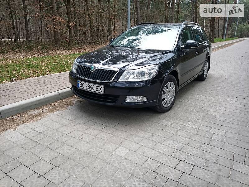 Skoda Octavia A5 Combi 2013 в Львові