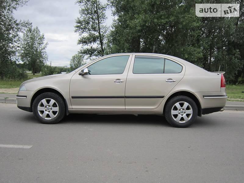 Skoda Octavia A5 2005 в Сумах