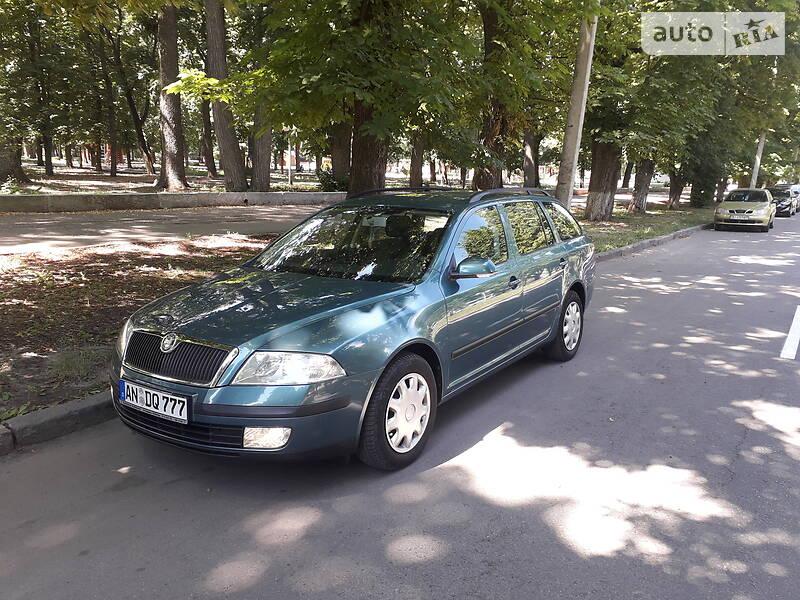 Skoda Octavia A5 2005 в Полтаве