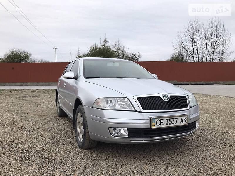 Skoda Octavia A5 2008 в Черновцах