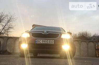 Skoda Octavia A7 2016 в Львове