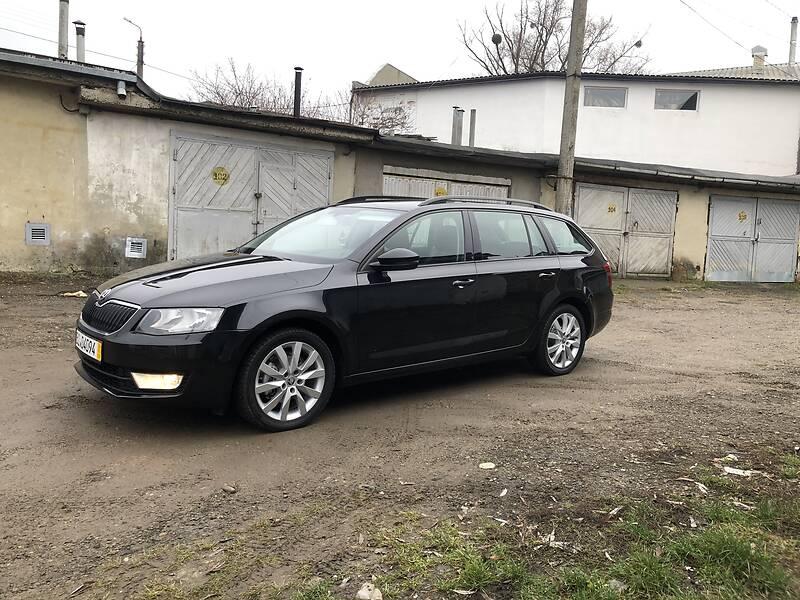 Skoda Octavia A7 2013 в Черновцах