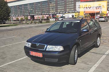 Skoda Octavia Tour 2005 в Луцке