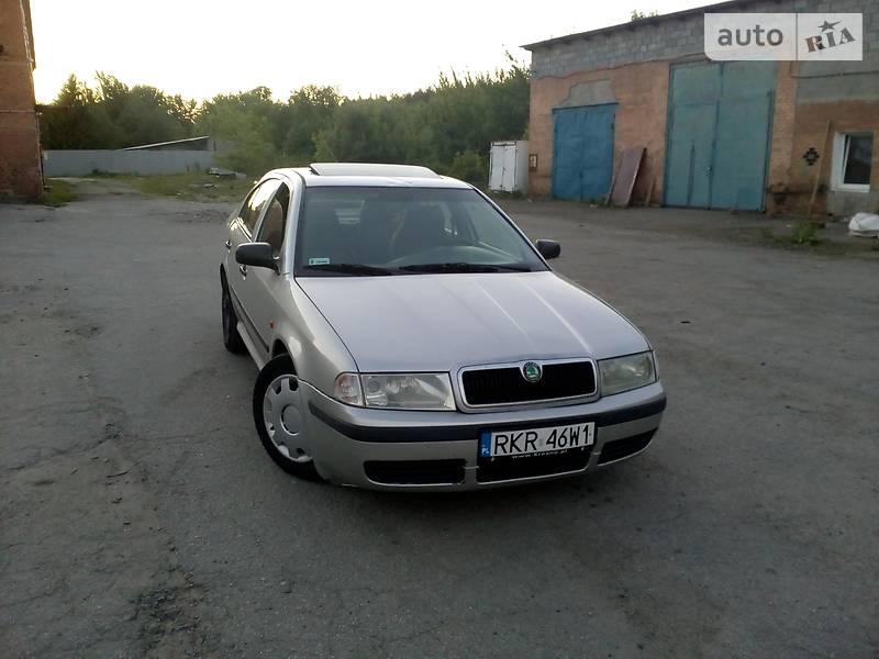 Skoda Octavia 1999 в Шепетовке