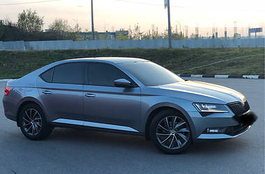 Skoda SuperB New 2016 в Києві