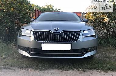 Skoda SuperB New 2016 в Дніпрі