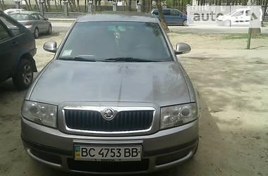 Skoda Superb 2008