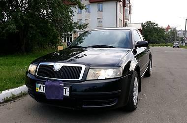 Skoda Superb 2003 в Калуше