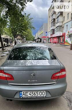 Седан Skoda Superb 2011 в Кривом Роге