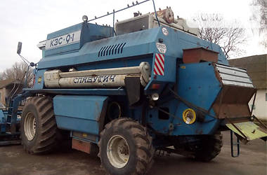 Славутич КЗС 9-1 2007 в Хмельницком