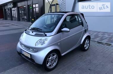 Smart Cabrio 2002 в Луцьку