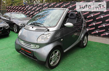Smart Cabrio 2002 в Одесі