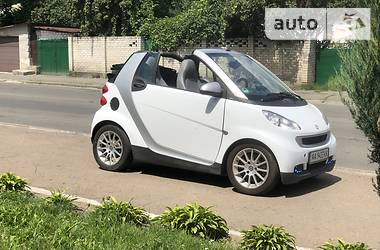 Smart Cabrio 2008 в Києві