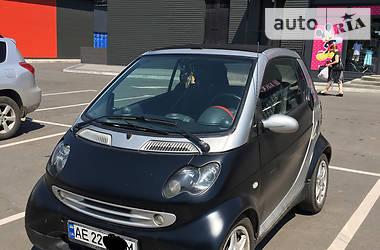 Smart Cabrio 2001 в Кривом Роге
