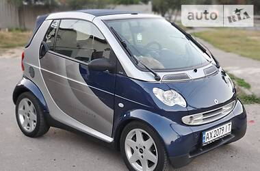 Smart Cabrio 2004 в Харькове