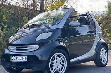 Smart Cabrio 2003 в Львове