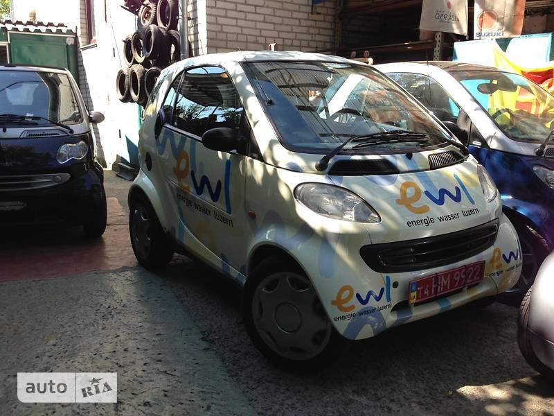 Smart Fortwo 2001 в Киеве