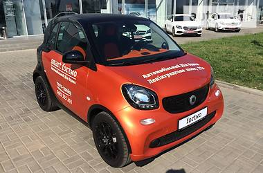 Smart Fortwo Passion Edition C453 2016