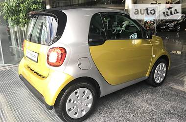 Smart Fortwo Coupe 52 kW 2017