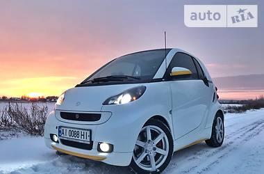 Smart Fortwo BRABUS Turbo 2012