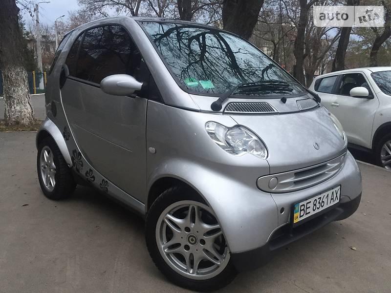 Smart Fortwo 2004 в Одессе