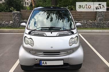 Smart Fortwo 2003 в Киеве