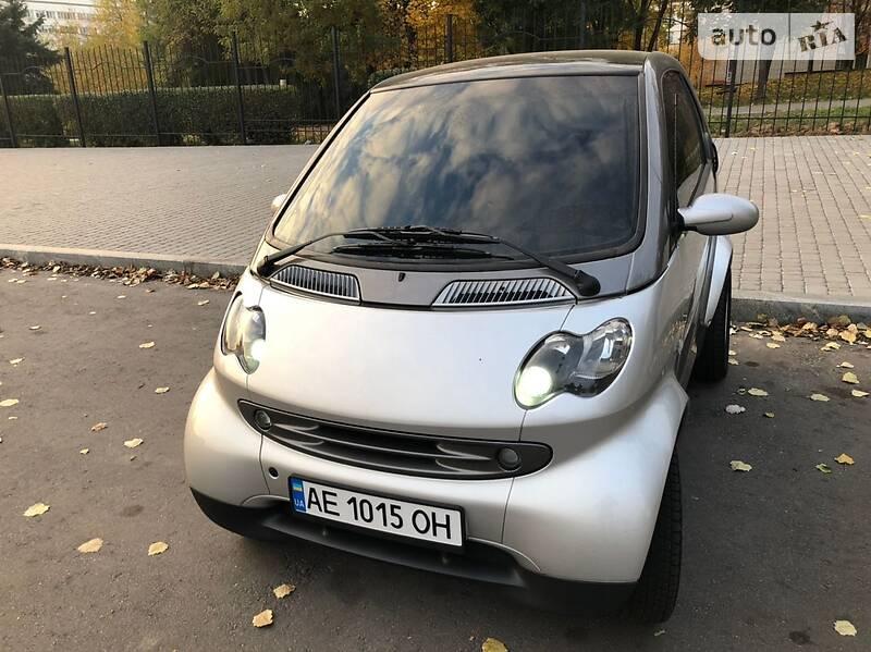 Smart Fortwo 2002 в Запорожье