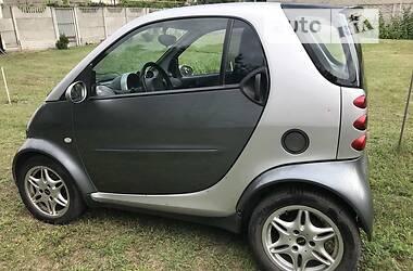 Купе Smart Fortwo 2002 в Кривому Розі