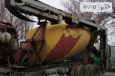 Stetter M1 1994 в Киеве