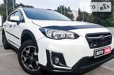 Позашляховик / Кросовер Subaru Crosstrek 2018 в Запоріжжі
