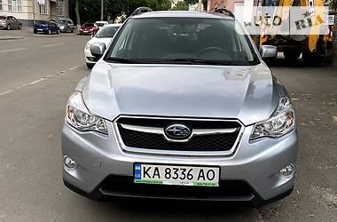 Позашляховик / Кросовер Subaru Crosstrek 2014 в Києві