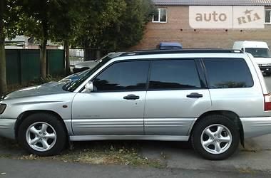 Subaru Forester 2002 в Полтаве
