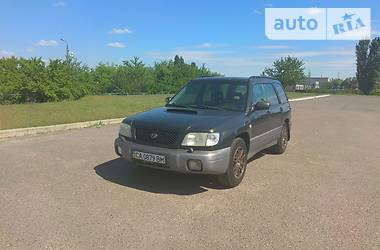 Subaru Forester 2001 в Черкассах