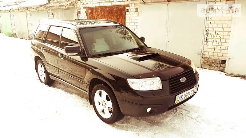 Subaru Forester 2007 года в Днепре (Днепропетровске)