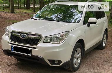 Subaru Forester 2014 в Львові
