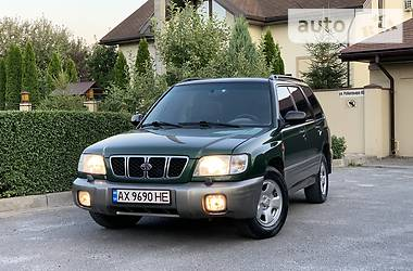 Subaru Forester 2001 в Харкові