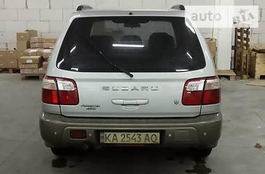 Subaru Forester 2002 в Киеве